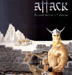 CD: Attack - Destinies of War  alt. Cover