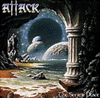 CD: Attack - The secret Place