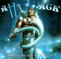 CD: Attack - Seven Years in the Past